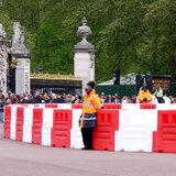 Menskerende barrier BB2000 wit