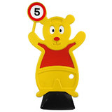 Traffic Teddy