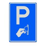 Verkeersbord BW111 betaald parkeren