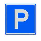 Verkeersbord E4 - Parkeerbord
