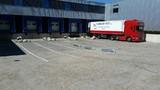 Wieldwinger recht 159x4,5x1950 mm. op beton