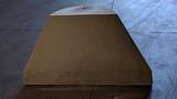 Schampblok beton v.v. reflectietape 1220x710 930 KG